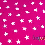 Pink mit Sternen   Jersey